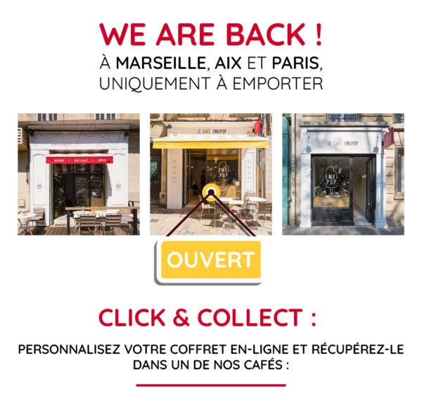 Ouverture Emkipop Paris