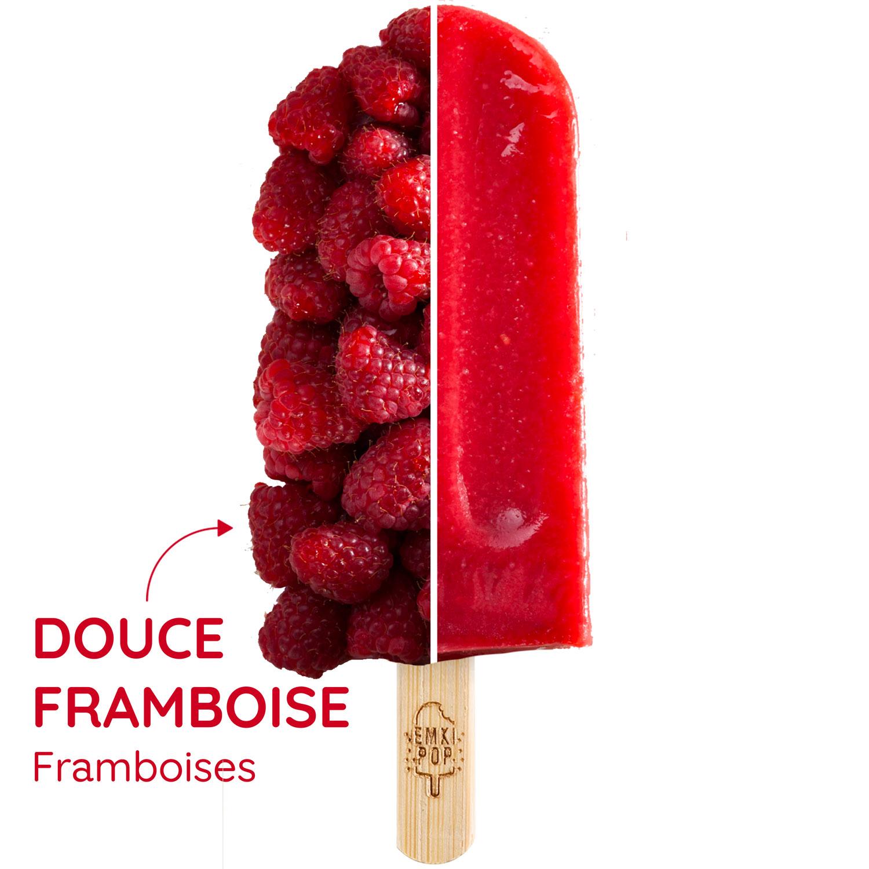 Douce Framboise | Sorbet Artisanal