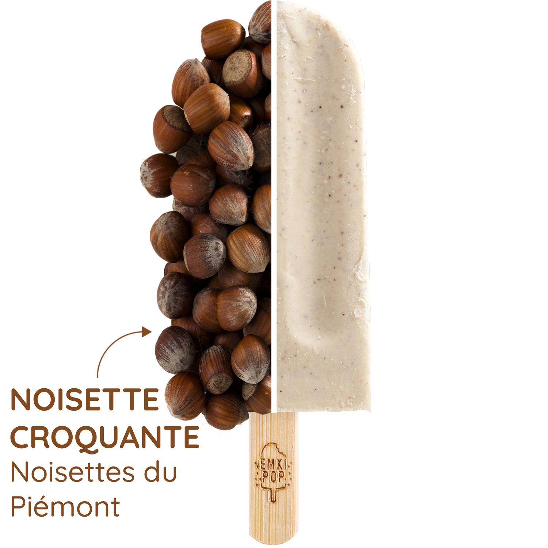 Noisette Croquante - Noisettes du Piémont | Glace Artisanale