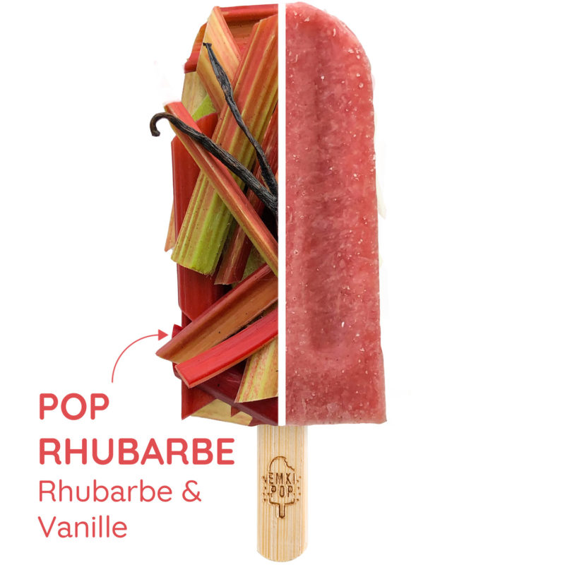Pop Rhubarbe