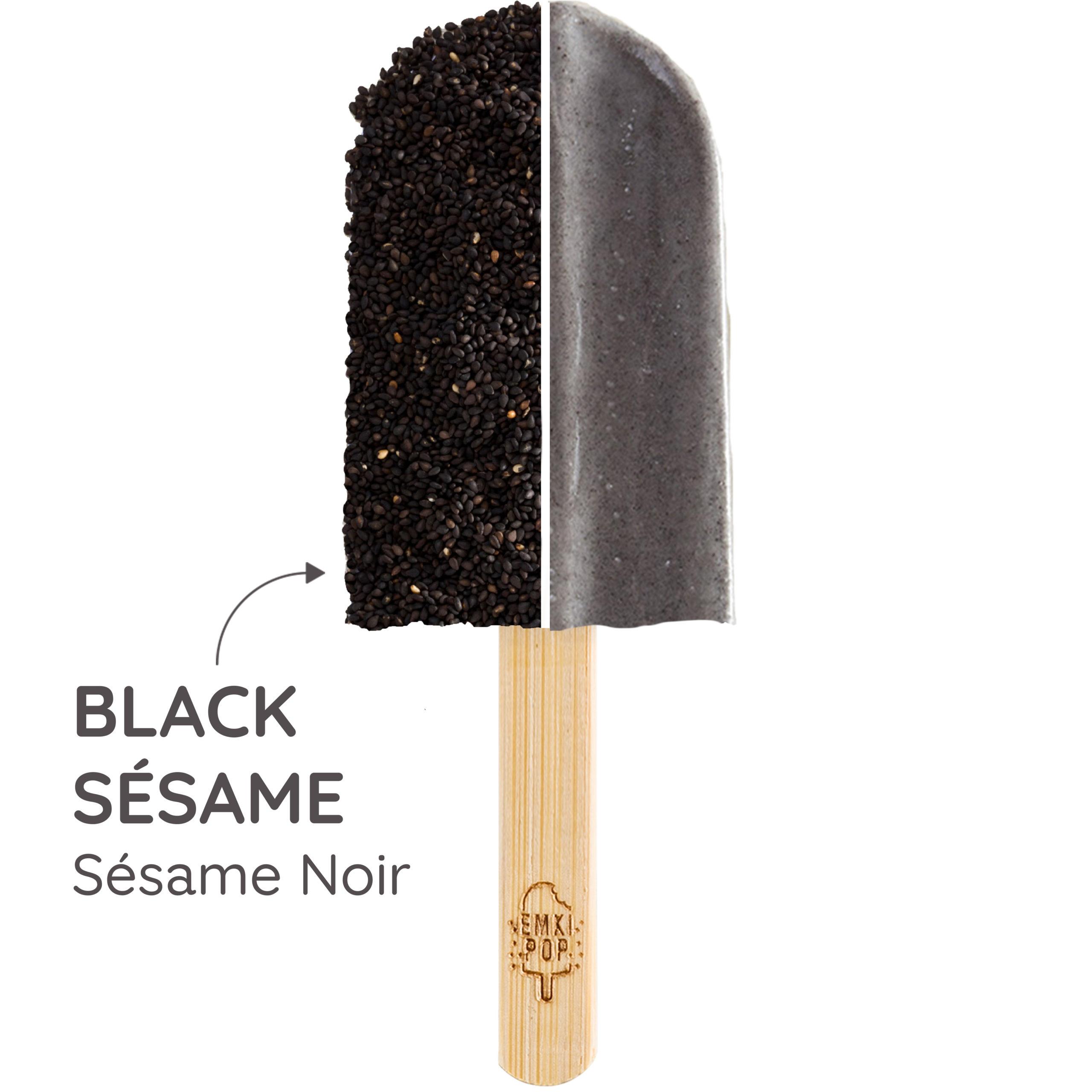 Black Sesame Dégustation