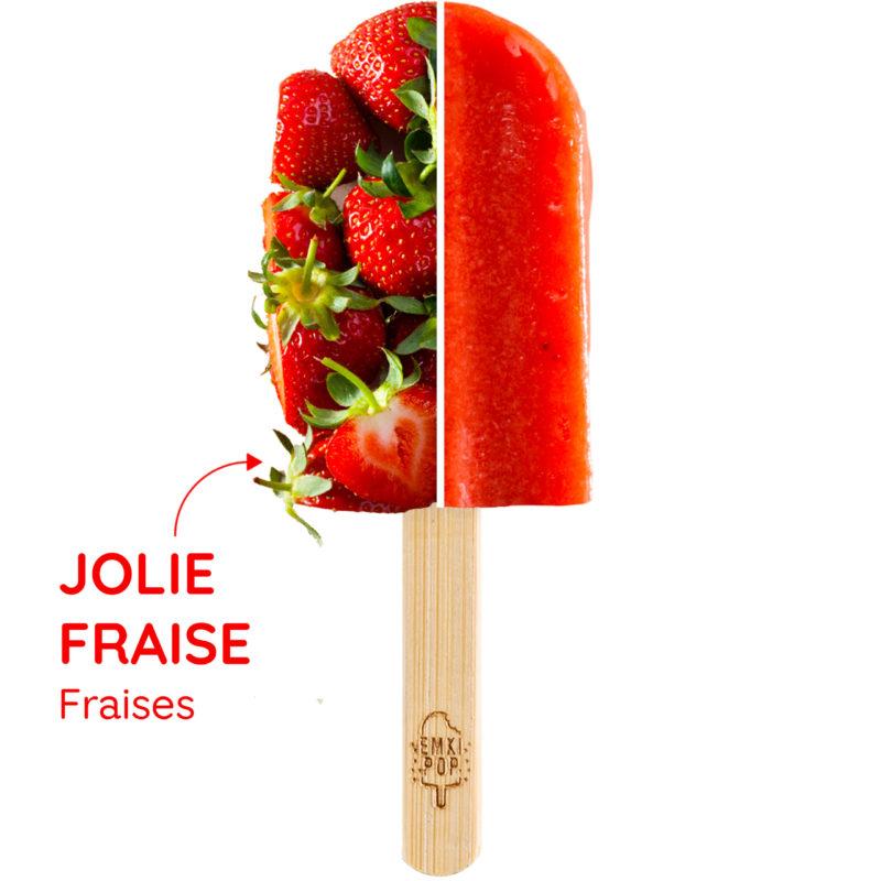 Jolie Fraise Dégustation